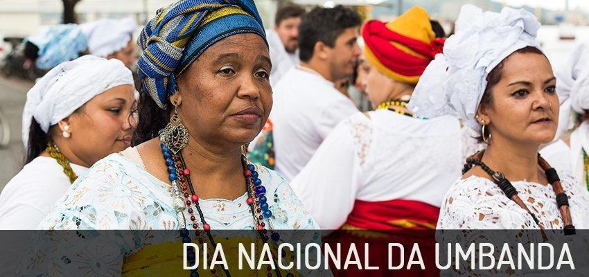 15 de novembro é o Dia Nacional da Umbanda — Comemore!