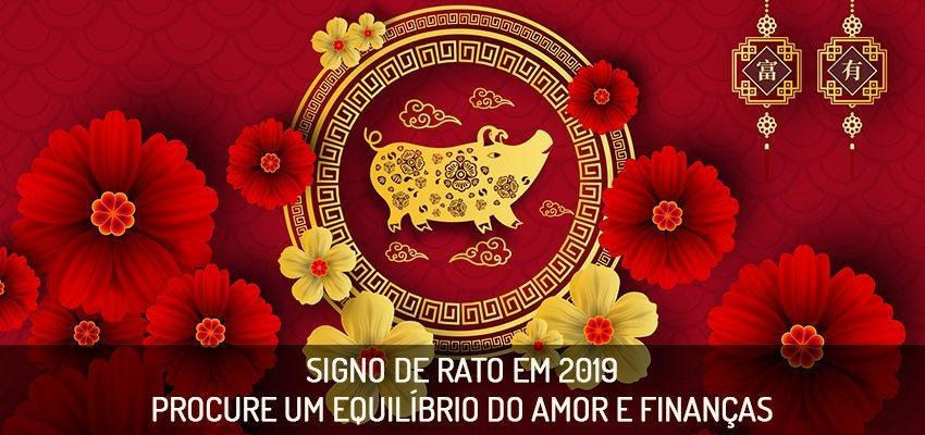 Horóscopo Chinês 2019 – previsões para o signo Rato