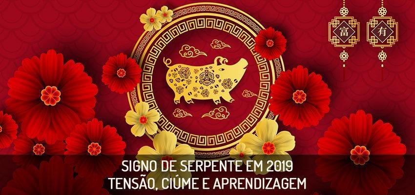Horóscopo Chinês 2019: como será o ano para o signo Serpente