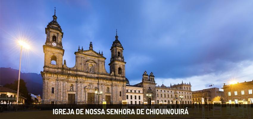 Conheça o Santuário Mariano de Nossa Senhora de Chiquinquirá