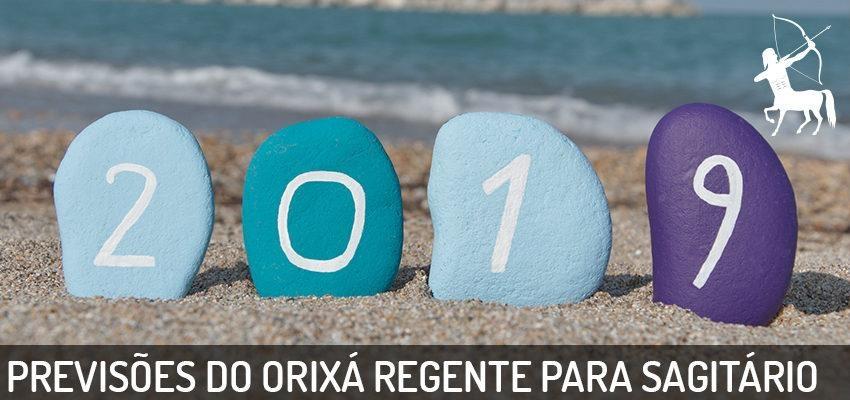 Previsões do Orixá regente para Sagitário em 2019