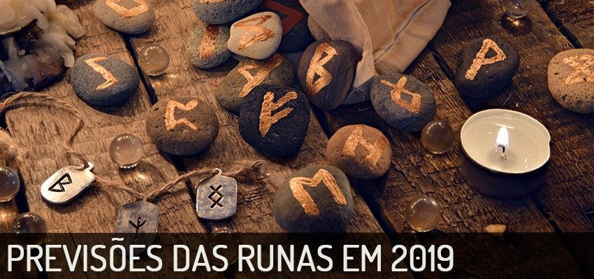 Descubra em 6 passos quais serão as suas runas em 2019