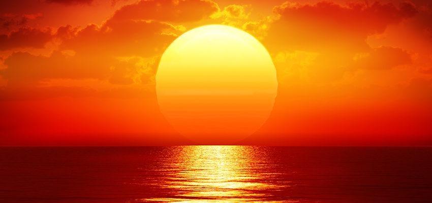 O grande sol central e a origem do cosmos