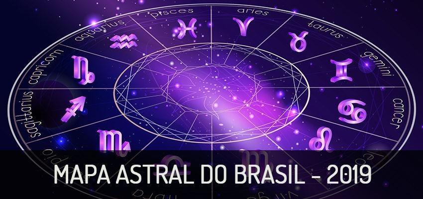 O que o Mapa Astral do Brasil diz para 2019? Descubra!