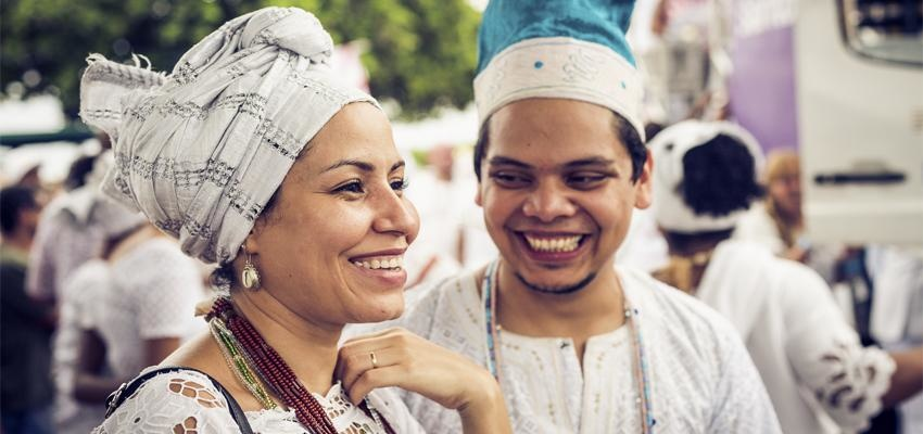 Ojá de cabeça – como é usado na Umbanda?