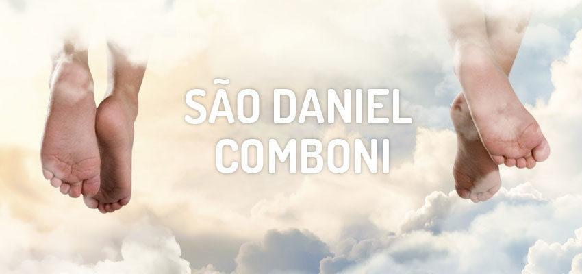Santo do dia 10 de outubro: São Daniel Comboni