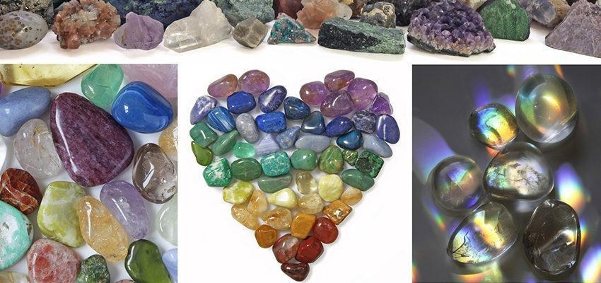 Existem cristais para cada fase do relacionamento. Conheça os seus!