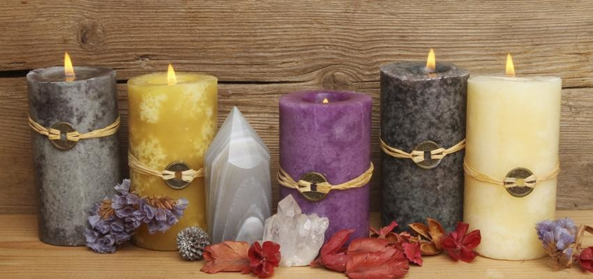 Conheça o poder das velas para o Feng Shui