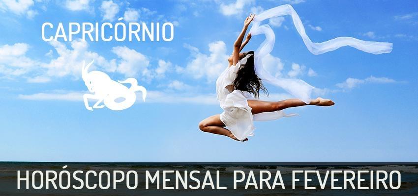 Horóscopo mensal | Capricórnio em Fevereiro