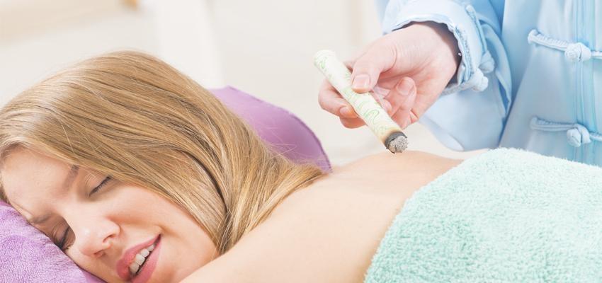 Conheça a Moxabustão – poderosa técnica de acupuntura térmica