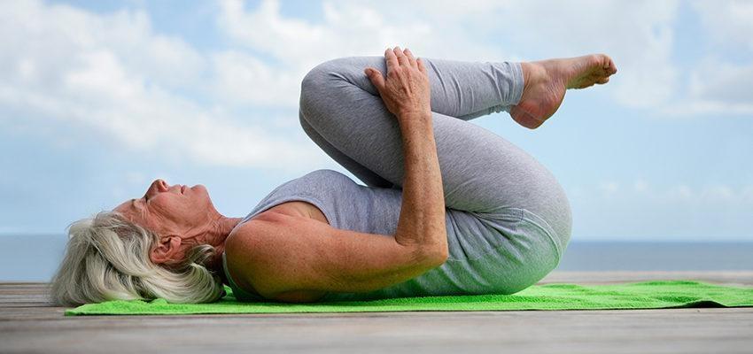 Benefícios do Yoga na terceira idade