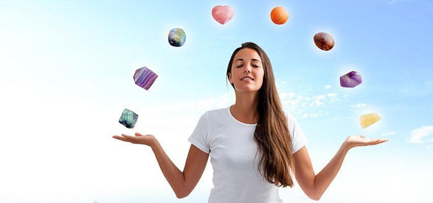 5 cristais que vão potencializar a sua prática de Yoga