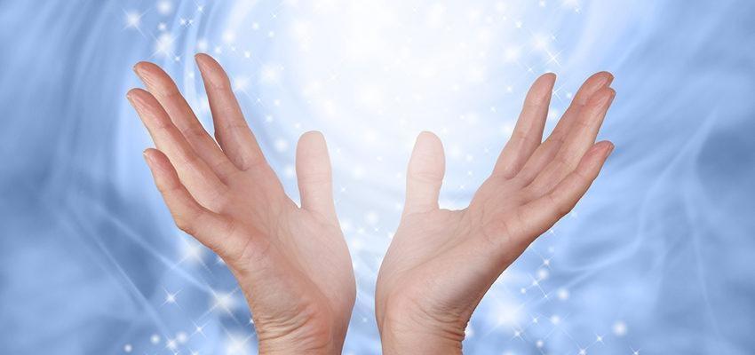 Chuva de Reiki — limpeza e purificação para o corpo e a mente
