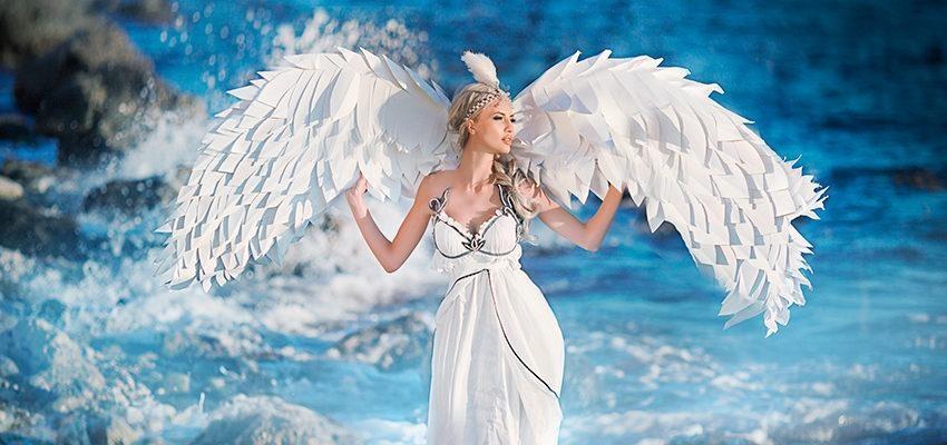 A presença dos anjos nas religiões