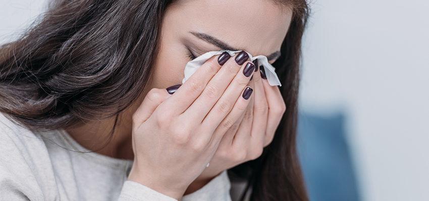 Crise de choro: como posso controlá-la?