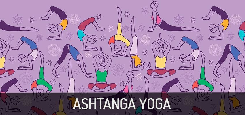 Tipos de Yoga: Ashtanga Yoga