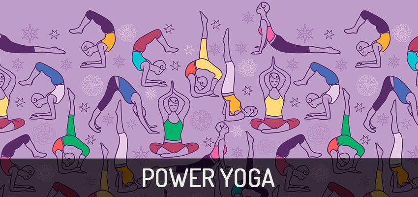 Tipos de Yoga: Power Yoga