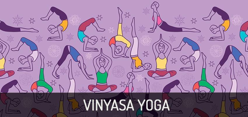 Tipos de Yoga: Vinyasa Yoga