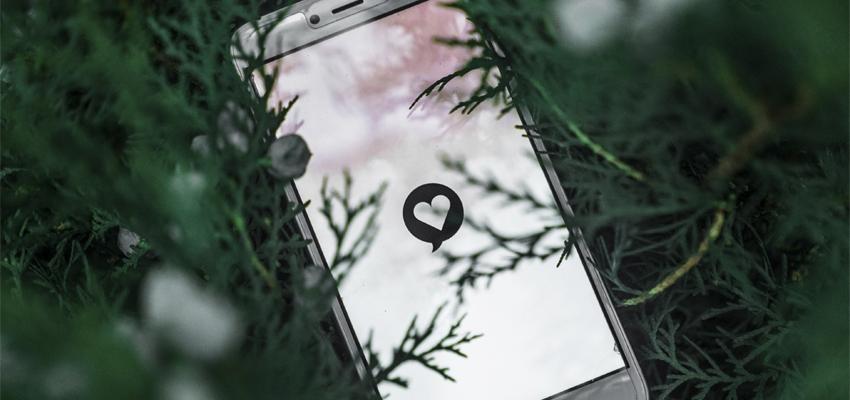 Procurando um amor pelas estradas da tecnologia