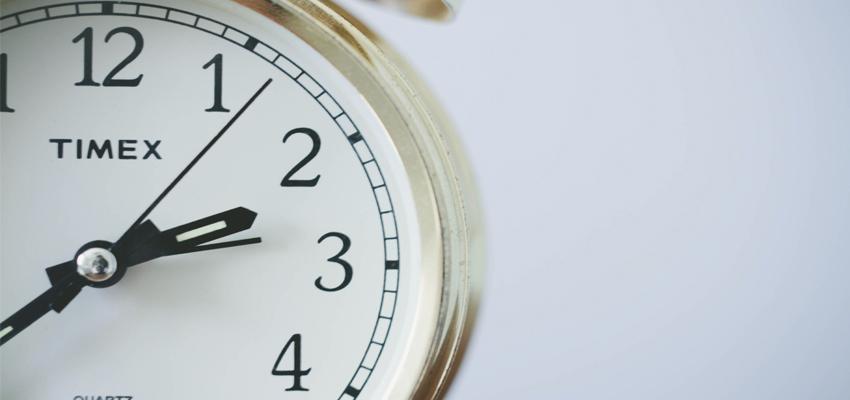 10 dicas para quem quer deixar de ser impontual