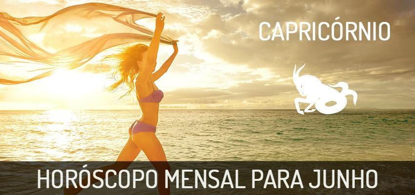 Horóscopo mensal   Capricórnio em Junho