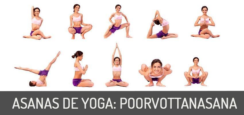 Asanas de Yoga: Poorvottanasana