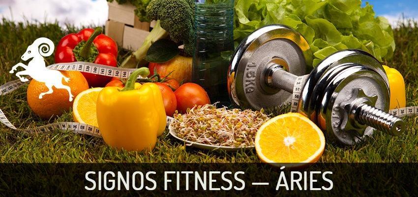 Signos fitness — Áries, uma explosão de motivações