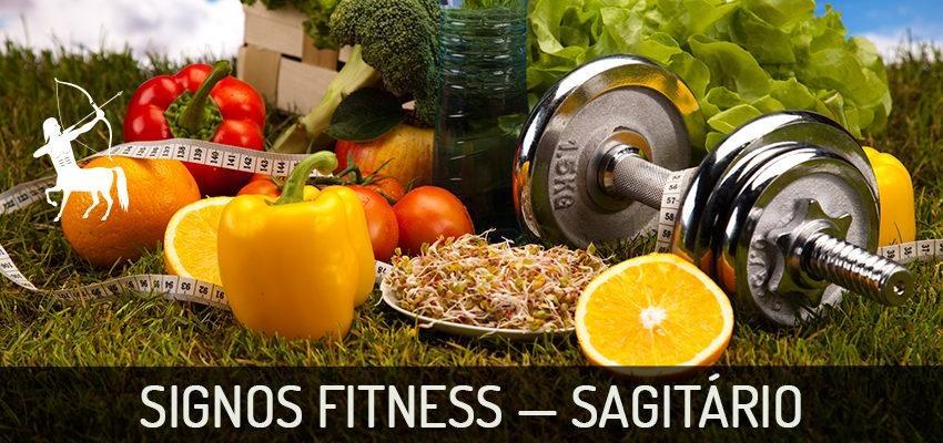 Signos fitness — Sagitário, o sortudo da vida saudável