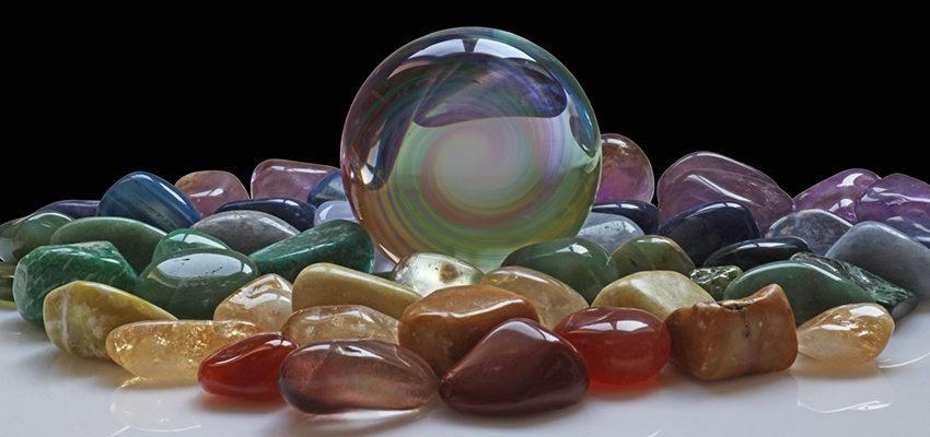 10 rituais de um minuto para fazer com cristais