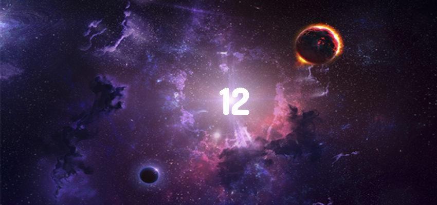 O número 12 e seus significados simbólicos