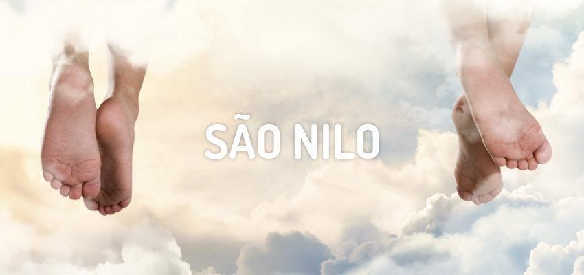 Santo do dia 12 de setembro: São Nilo