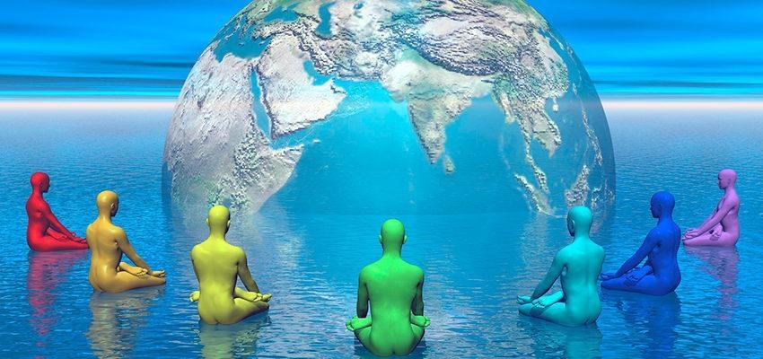 Vórtices de energia: Linhas Ley e os chakras da Terra