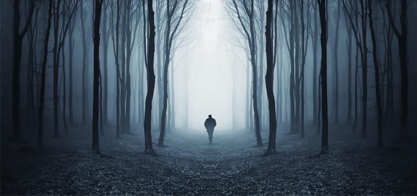 Você tem medo do escuro? Conheça sua própria escuridão
