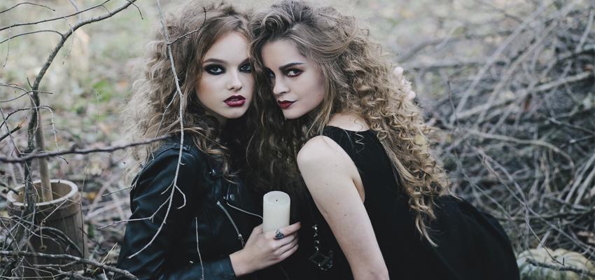 8 sinais de que você descende de uma longa linhagem de bruxas
