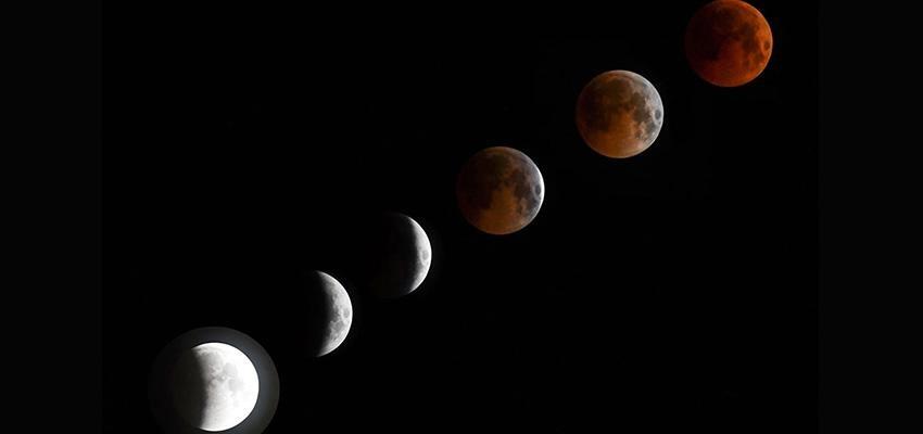 As 8 fases da Lua e o seu significado espiritual