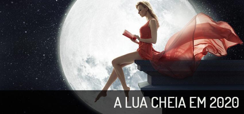Lua Cheia em 2020: amor, sensibilidade e muita energia