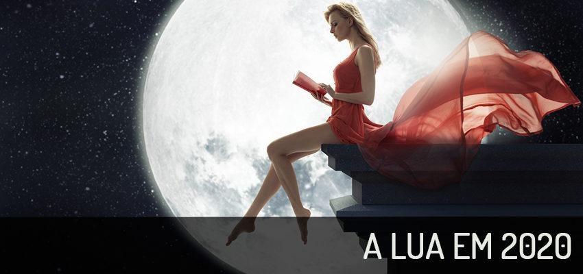 Fases da Lua 2020 — Conheça cada fase lunar e planeje seu ano
