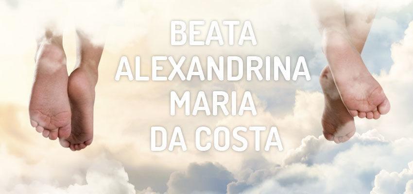 Santo do dia 13 de outubro: Beata Alexandrina Maria da Costa