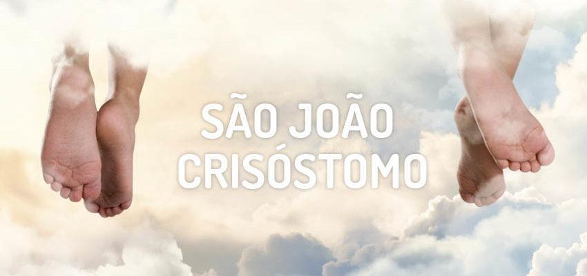 Santo do dia 13 de setembro: São João Crisóstomo