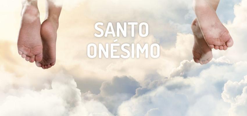 Santo do dia 16 de fevereiro: Santo Onésimo
