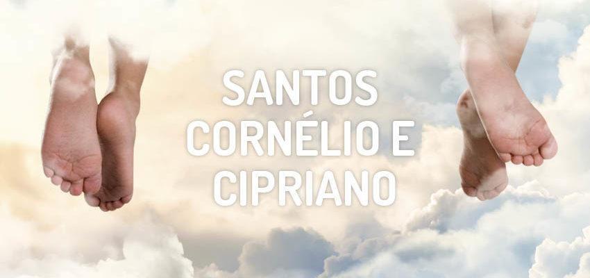 Santo do dia 16 de setembro: Santos Cornélio e Cipriano