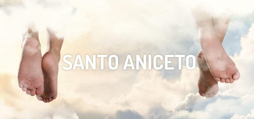 Santo do dia 17 de abril: Santo Aniceto