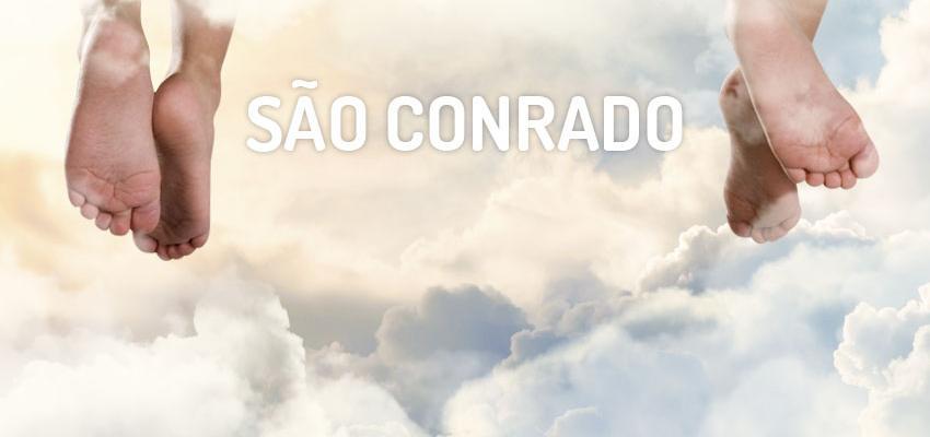 Santo do dia 19 de fevereiro: São Conrado
