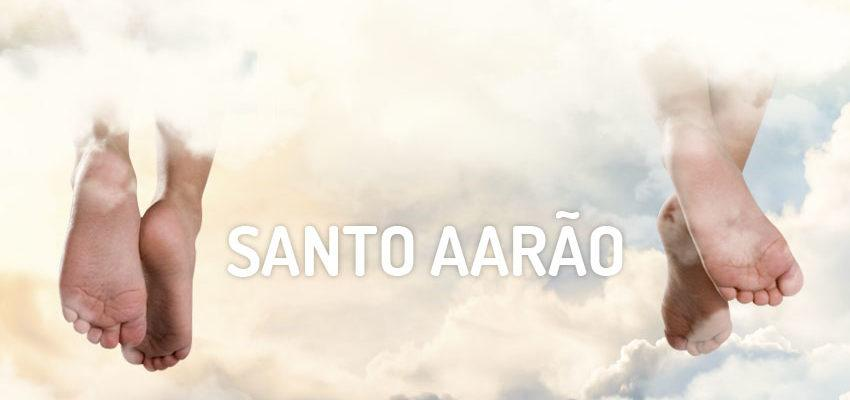 Santo do dia 01 de julho: Santo Aarão