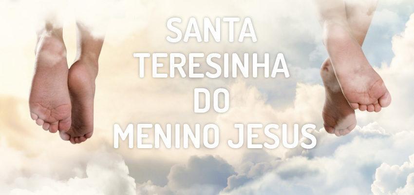 Santo do dia 01 de outubro: Santa Teresinha do Menino Jesus