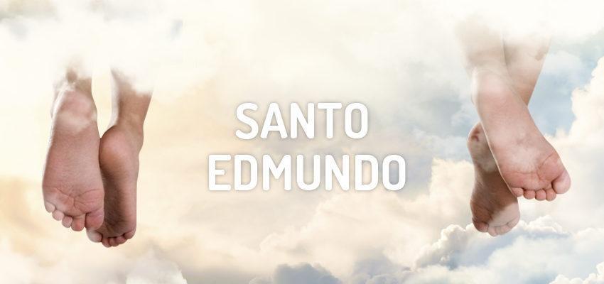 Santo do dia 20 de novembro: Santo Edmundo