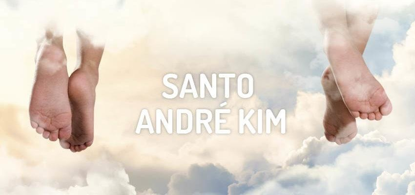 Santo do dia 20 de setembro: Santo André Kim