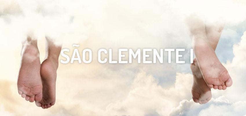 Santo do dia 23 de novembro: São Clemente I