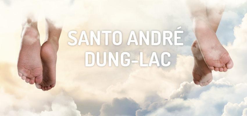Santo do dia 24 de novembro: Santo André Dung-Lac