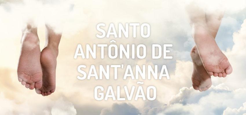Santo do dia 25 de outubro: Santo Antônio de Sant'Anna Galvão